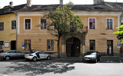 Hermannstadt: Palais Michael von Brukenthal (2018)