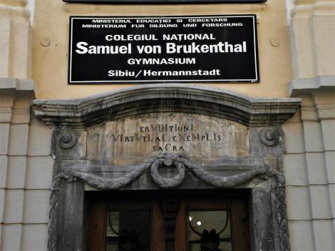 Hermannstadt: Brukenthal-Gymnasium (2018)