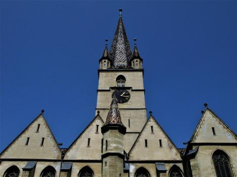 Hermannstadt: Evangelische Stadtpfarrkirche (2018)