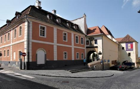 Hermannstadt: Altes Rathaus [Haus Altemberger] (2018)