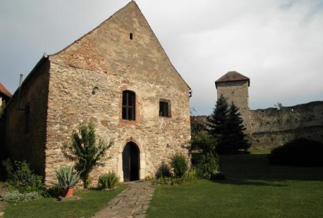 Kelling: Gräfenburg - Kapelle (2018)
