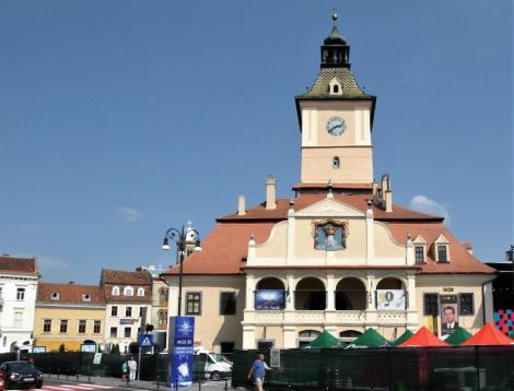 Kronstadt: Rathaus (2018)