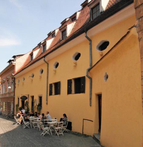 Kronstadt: Kornspeicher am Rosenanger (2018)