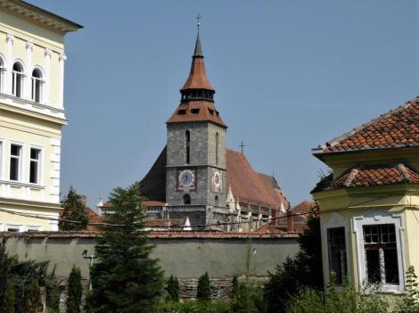 Kronstadt Blick zur Schwarzen Kirche (2018)