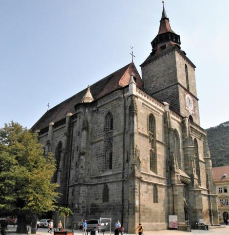 Kronstadt: Schwarze Kirche (2018)