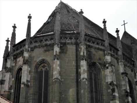 Kronstadt: Schwarze Kirche - Chor (2018)
