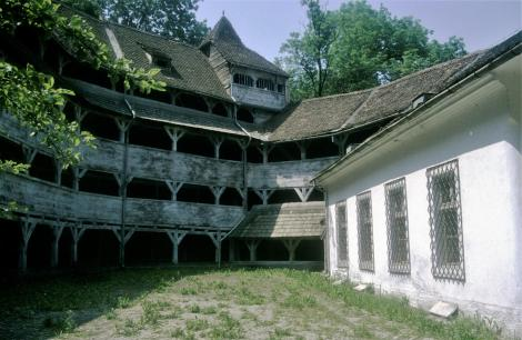 Kronstadt: Weberbastei innen (1991)