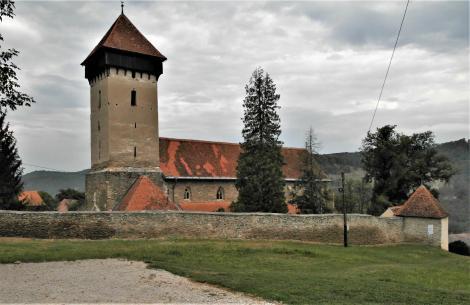 Malmkrog: Kirchenburg (2018)