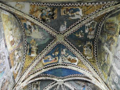 Malmkrog: Kirchenburg - Chor der Kirche (2018)