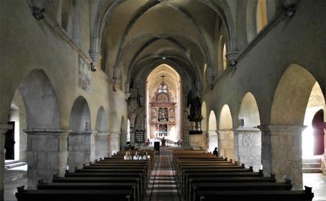 Mühlbach: Evangelische Stadtpfarrkirche (2018)