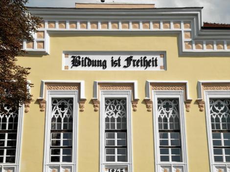 Mühlbach: Evangelisches Gymnasium (2018)