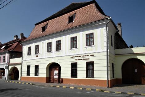 Mühlbach: Zapolya-Haus (2018)