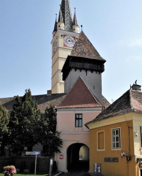 Mediasch: Kirchenburg (2018)