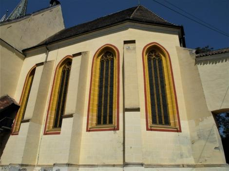 Mediasch: Kirchenburg - Kirche (2018)