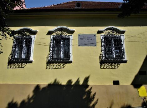 Mediasch: Wohnhaus von Stephan Ludwig Roth (2018)