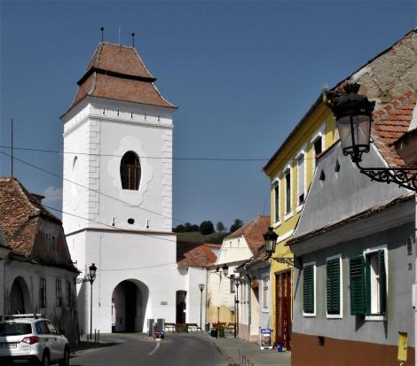 Mediasch: Steingässer Torturm (2018)
