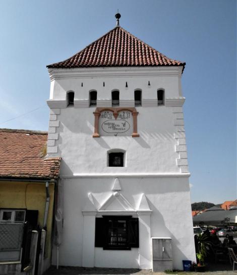 Mediasch: Schmiedgässer Torturm (2018)