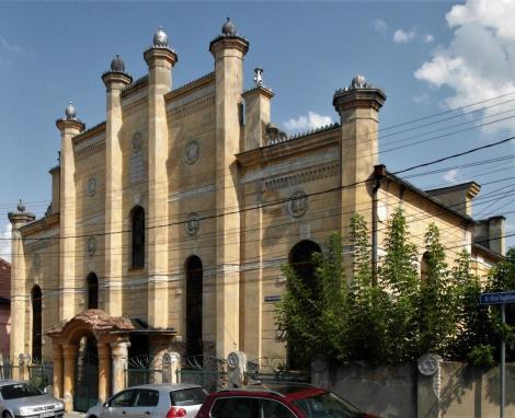 Mediasch: Synagoge (2018)