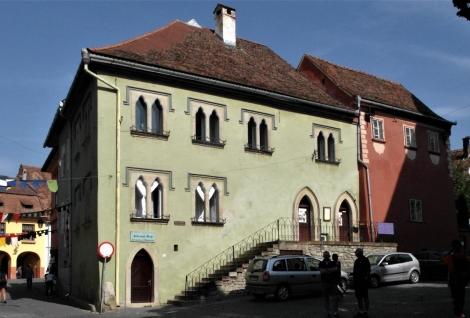 Schäßburg: Venezianisches Haus (2018)