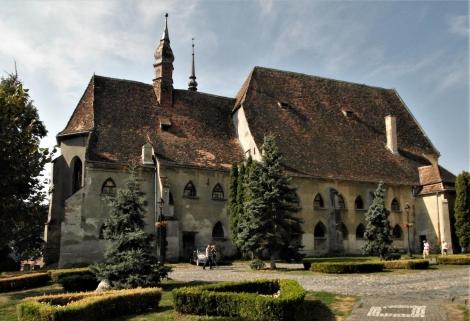 Schäßburg: Klosterkirche (2018)