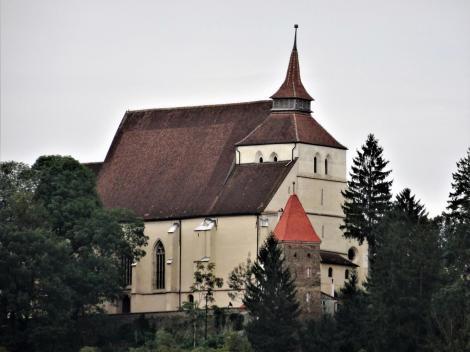 Schäßburg: Bergkirche (2018)
