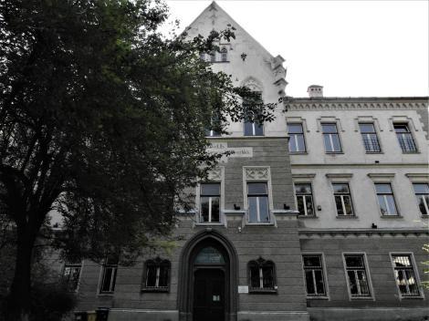 Schäßburg: Joseph Haltrich-Gymnasium (2018)