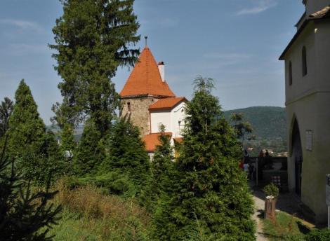 Schäßburg: Seilerturm (2018)