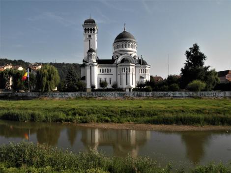 Schäßburg: Rumänisch-orthodoxe Pfarrkirche (2018)
