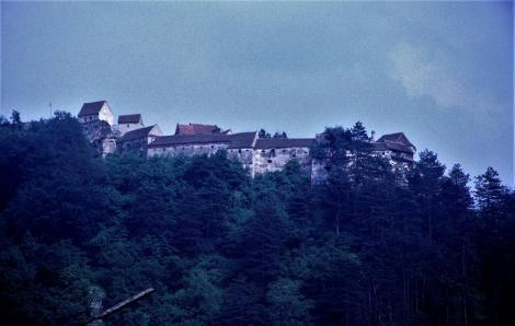 Rosenau (rum. Râşnov): Burg (1991)