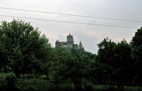 Törzburg (rum. Bran) (1991)