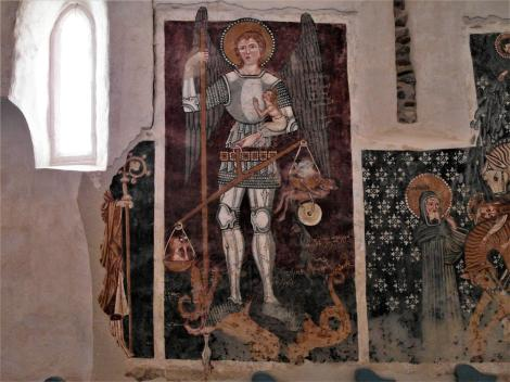 Dersch (rum. Dârjiu, ung. Székelydersz): Kirchenburg - unitarische Kirche [Erzengel Michael] (2018)
