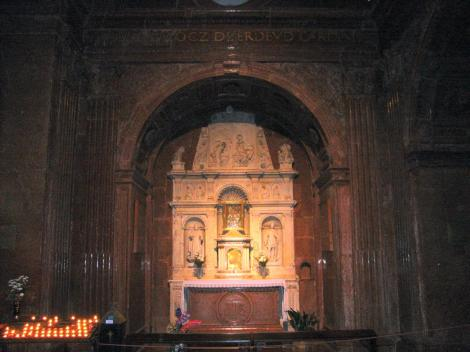Gran [ung. Esztergom]: Bakocz-Kapelle im Dom (2008)