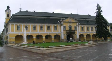 Gran [ung. Esztergom]: Rathaus (2008)