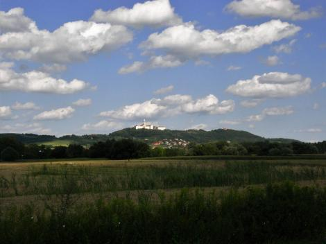 Blick auf Martinsberg [ung. Pannonhalma] (2008)