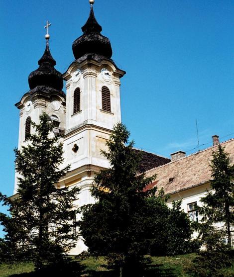 Tihany: Abteikirche (1983)