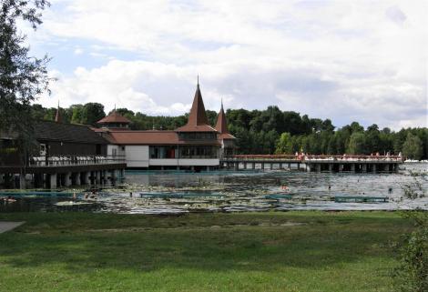 Heviz: Thermalsee (2008)
