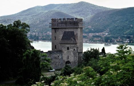 Plintenburg [ung. Visegrád]: Salomonturm (2004)