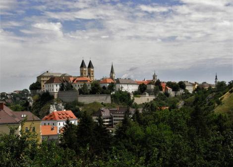 Veszprém: Burgberg (2008)