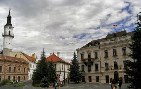 Veszprém: Altstadtplatz (2008)