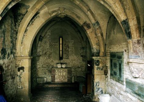 Veszprém: Giselakapelle (1983)