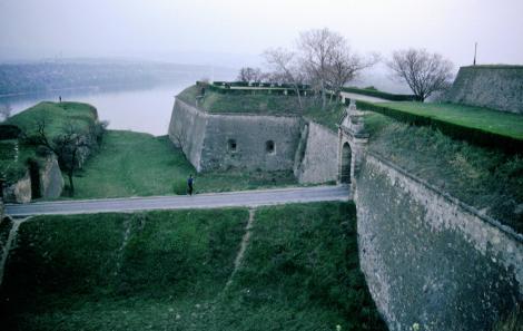 Peterwardein [serb. Petrovaradin]: Festung (1990)