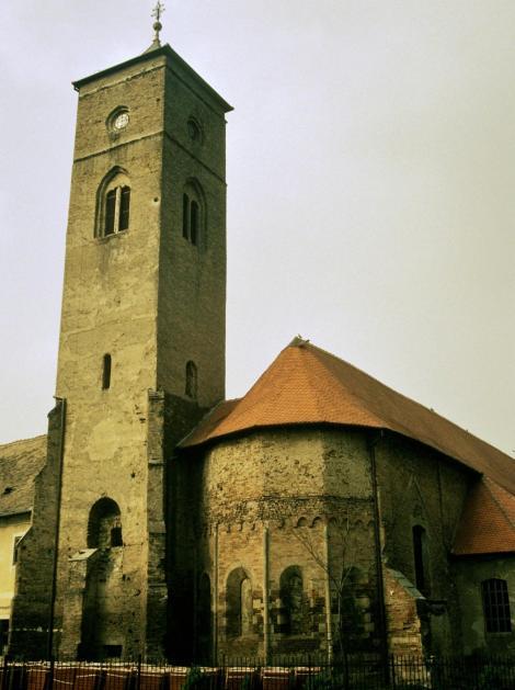 Batsch [serb. Bač]: Franziskanerkirche (1990)