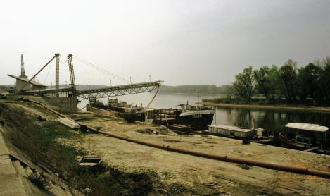 Apatin: Donau (1990)