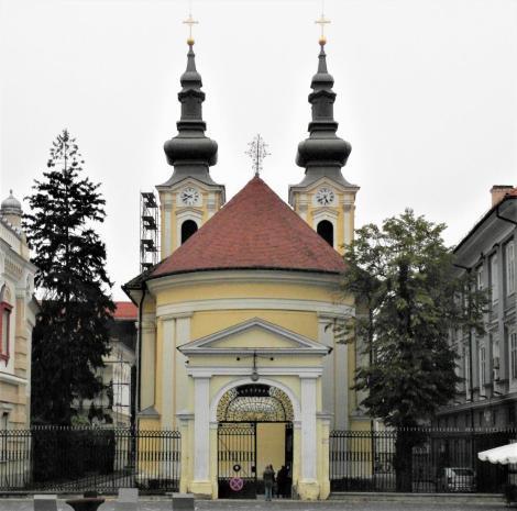 Temeswar: Serbisch-orthodoxe Kathedrale (2018)