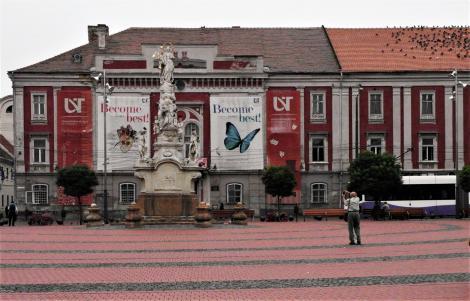 Temeswar: Altes [Deutsches] Rathaus (2018)