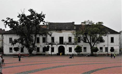 Temeswar: Paradeplatz [Freiheitsplatz], Kommandantur (2018)