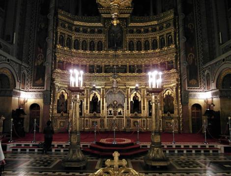Temeswar: rumänisch-orthodoxe Kathedrale (2018)