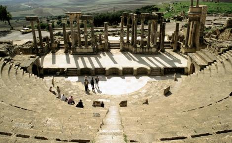 Dougga: Theater (1998)