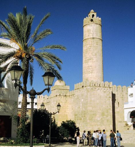 Sousse: Ribat [islamisches Wehrkloster] (1998)