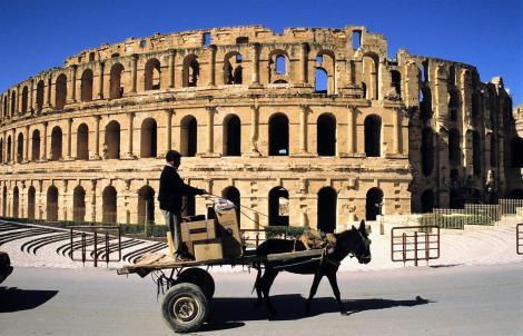 El Djem: Amphitheater (1998)